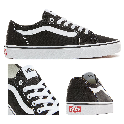 Vans Men's Filmore Decon Shoes Black