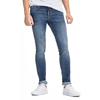 många fashionabla köpa billigt fantastiskt urval Jack & Jones Glenn Original Slim Fit Denim Jeans 431 Blue | Jean Scene