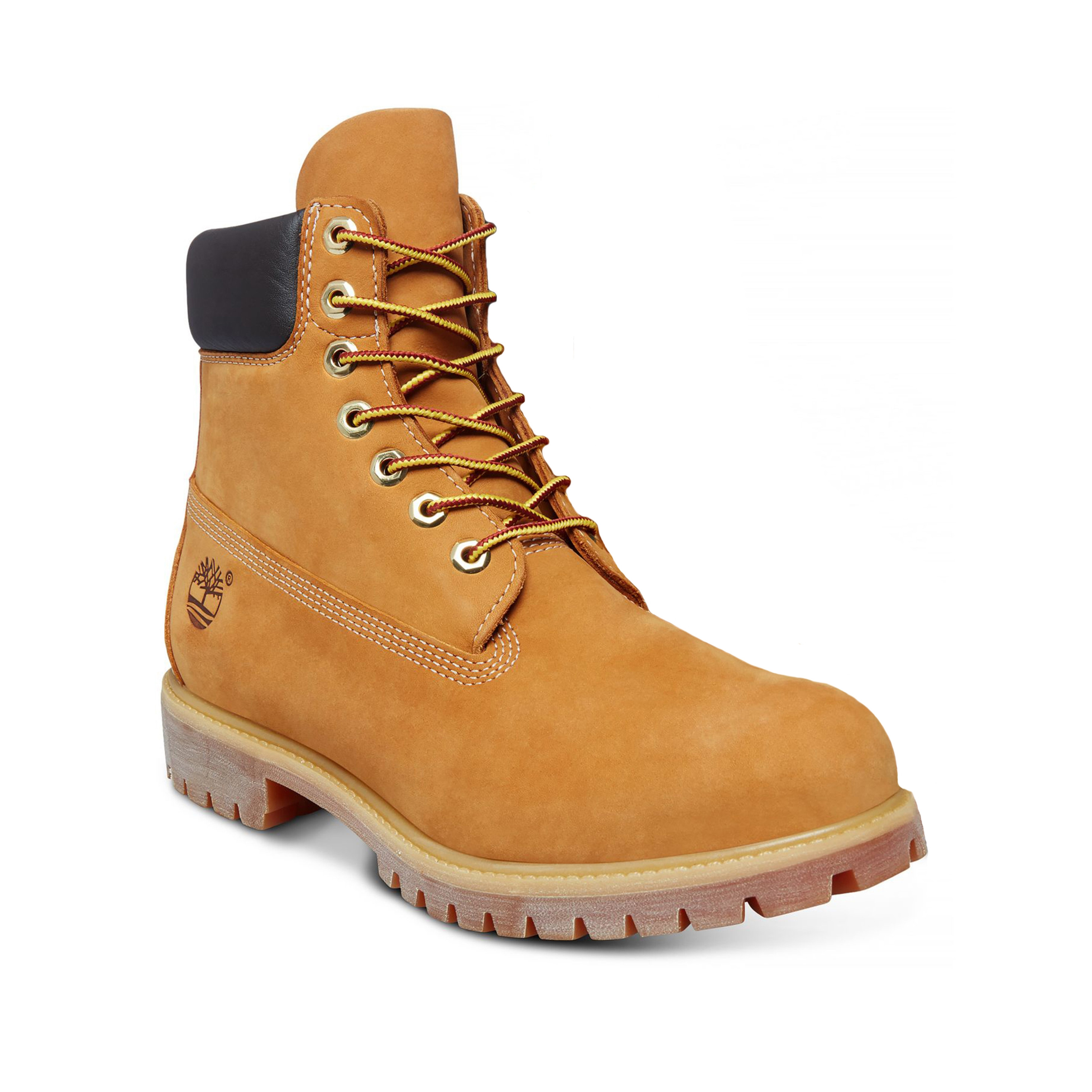 Elevado templar riesgo  Timberland Mens Premium 6 Inch Leather High Boots Boots Wheat Yellow | Jean  Scene