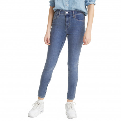 Levis 720 Women's High Rise Super Skinny Stretch Jeans Good Afternoon | Jean Scene