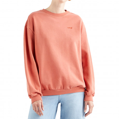 Levis Womens Melrose Slouchy Sweatshirt Dye Tight Loops   Jean Scene