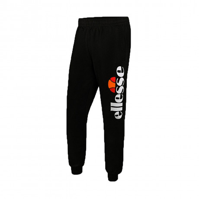 Ellesse Fleece Pants Tracksuit Bottoms Black