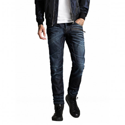 Jack & Jones Stan Original Anti Fit Jeans Dark Blue Denim