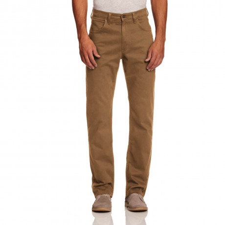 Lee Brooklyn Stretch Soft Fabric Jeans Butter Bronze