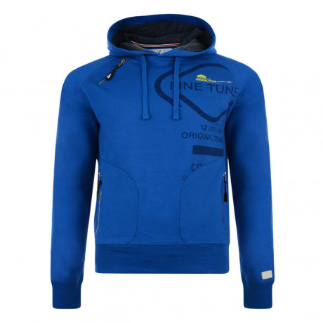 Smith & Jones Tuned Hoodie Le Mans Blue