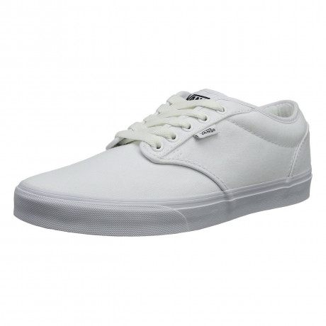 Vans Atwood Canvas Trainers White Image