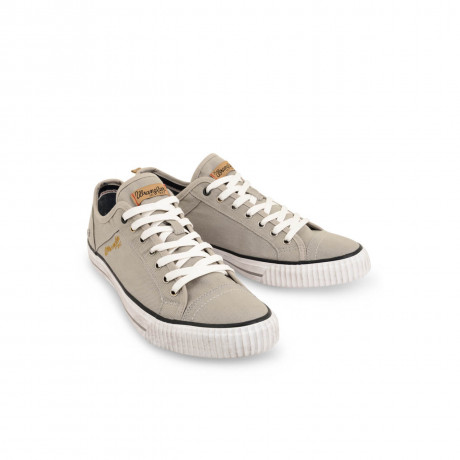 Wrangler Starry Lo Trainers Grey Image