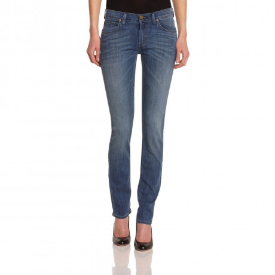 Lee Jade WoSlim Stretch Jeans Blue Score Image