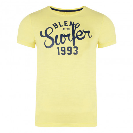 Blend Surf 93 Print T-shirt Canary Yellow Image