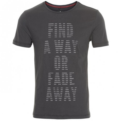 Blend Find A Way Print T-shirt Black Image