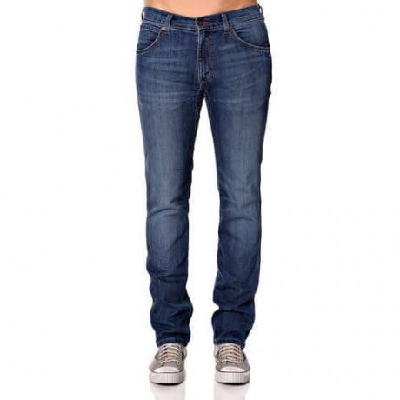 Wrangler Greensboro Standard Denim Jeans Cool Hand Image