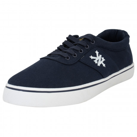 Zoo York Men's Horatio Low Canvas Shoes Navy | Jean Scene