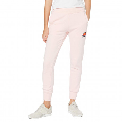 Ellesse Womens Women's Queenstown Jogging Sweat Pants Light Pink | Jean Scene