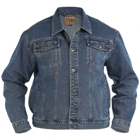Duke Big Kingsize Blue Denim Jacket Image