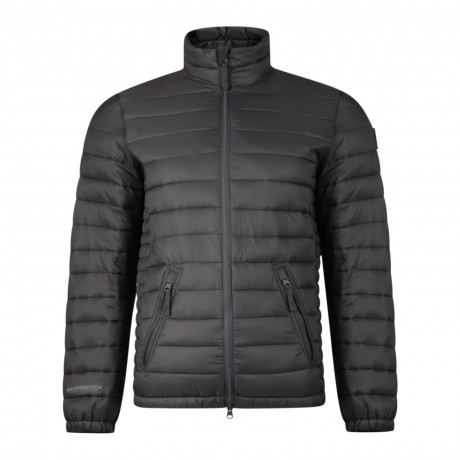 Crosshatch Quilted Padded Puffer Jacket Magnet | Jean Scene