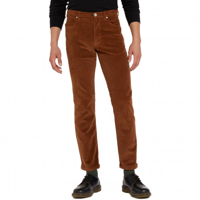 Wrangler Arizona Stretch Corduroy Jeans Bison | Jean Scene