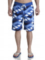 Smith & Jones Beach Swim Shorts & Flip Flop Set Latitude Blue