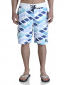 Smith & Jones Beach Swim Shorts & Flip Flop Set Latitude White