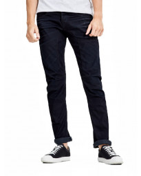 Jack & Jones Stan Original Anti Fit Denim Jeans Dark Blue | Jean Scene