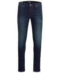 Jack & Jones Glenn Original Slim Fit Denim Jeans 046 Blue | Jean Scene
