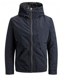 Jack & Jones Pranker Men's Jacket Dark Navy | Jean Scene