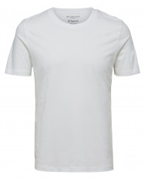 Selected Crew Neck Perfect T-shirt White | Jean Scene