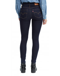Levis 721 Women's High Rise Skinny Stretch Jeans To The Nine | Jean Scene