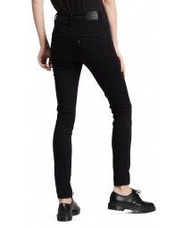 Levis 721 Women's High Rise Skinny Stretch Jeans Long Shot | Jean Scene