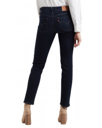 Levis 712 Women's Slim Stretch Jeans London Indigo | Jean Scene