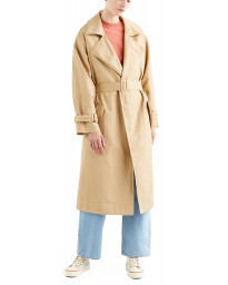 Levi's Womens Miko Trench Coat  Incense | Jean Scene