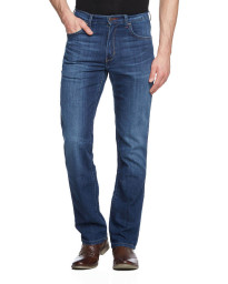 Wrangler Arizona Stretch Denim Jeans Cool Hand Blue