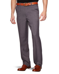 Farah Flexi Waist Trousers Grey