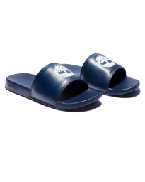 Timberland Men's Playa Slip On Sliders Sliders Navy | Jean Scene