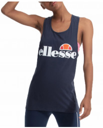 Ellesse Womens Sleeveless Vest Short Sleeve Navy | Jean Scene