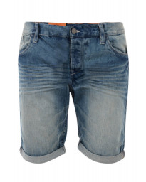 Blend Casual Denim Jean Shorts Faded Blue Image