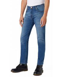 Wrangler Arizona Stretch Denim Jeans Bright Stroke | Jean Scene