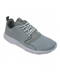 Crosshatch Mens Blistering Canvas Shoes Trainers White | Jean Scene