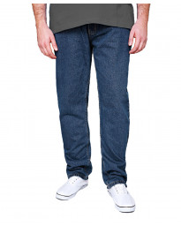 Rockford Carlos Stretch Denim Jeans Blue Stonewash