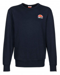 Ellesse Men's Perth Embroided Logo Sweatshirt Navy | Jean Scene
