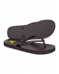 Lyle & Scott Men's Flip Flops True Black | Jean Scene