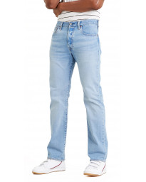 Levis 501 Denim Jeans Dark Blue Coneflower Barn Blue | Jean Scene