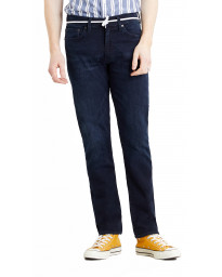 Levis 511 Denim Jeans Dark Blue Blue Ridge Adv | Jean Scene