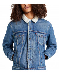Levis Type 3 Sherpa Men's Jacket Fable | Jean Scene