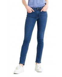 Levis 712 Women's Slim Stretch Jeans Bogota Heat | Jean Scene