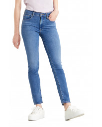 Levis 712 Women's Slim Stretch Jeans Rio Love | Jean Scene