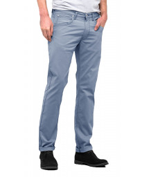 Lee Daren Zip Regular Slim Stonewash Chino Jeans | Jean Scene