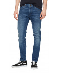 Lee Luke Slim Tapered Faded Fresh Denim Jeans | Jean Scene