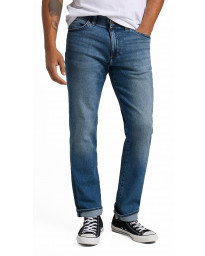 Lee Extreme Motion Zip Straight Fit General Denim Jeans | Jean Scene