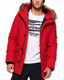 Superdry Men's Casual Jacket Red | Jean Scene