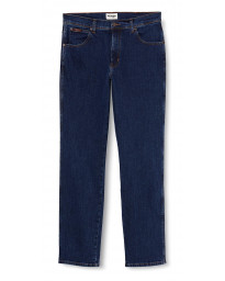 Wrangler Texas Stretch Denim Jeans Storm Break | Jean Scene
